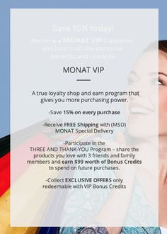 Have a good hair day every day with Monat!! Sign up to be a VIP customer and save. www.silkysofthair.com