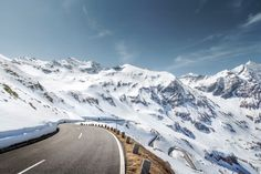 Grossglockner High Alpine Road in the austrian alps by Markus RGB