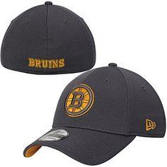 Boston Bruins New Era Tech Grafpop Flex Hat - Shop.Canada.NHL.com 6fd7ea24f65b