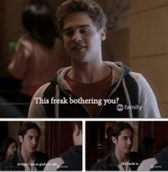 Twisted. How is Danny so hilarious and terrifying!?