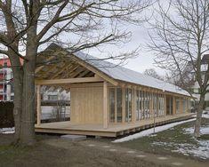 2016 - House in Eschlikon Stich und Oswald, Basel und Zurich