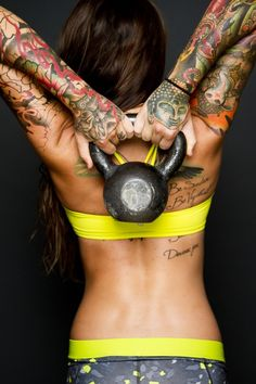 #Sexy #Tattoo #girl