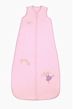 SlumberSafe Kids Summer Sleeping Bag 0.5 Tog Pink Fairy 3-6 years XL - $39.99
