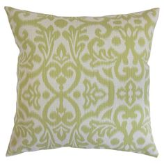 Tiger Lily Pillow.
