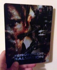 Terminator Salvation Magnet 3D lenticular Flip effect for Steelbook $15.99