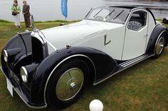 1934 Voisin Type C-27 at the Pebble Beach Concours d'Elegance