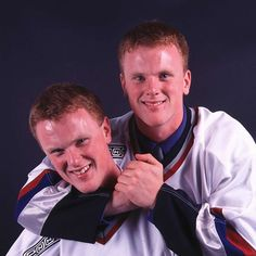These guys.  The #Sedinery is being honoured for our #20in20 series tonight.
