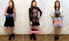 Os Achados | Moda | FashionUp | Florais Inverno