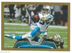 2013 Topps Gold #92 Steve Smith  Panthers # 463/2013