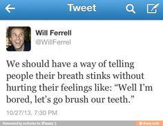 Will ferrell / iFunny :)
