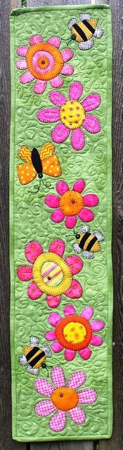 Flight of the Bumble Bees. Adorable! (Patterns).