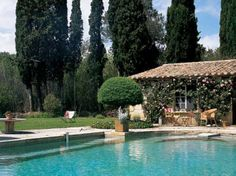 Farmhouse located close to the Alpilles, in Provence, in the south of France.