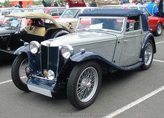1939 MG-TB