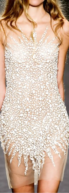 The Millionairesses of California | Naeem Khan | SS 2015 | cynthia reccord