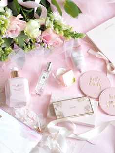 Special Gift Ideas For Mother's Day Gift Guide Ted Baker Olivia Burton Katie Loxton Jouer Jo Malone Student Christmas Gifts, Christmas Gifts For Her, Gifts For A Baker, Perfume, Felt Hearts, Girly Things, Special Gifts, Mother Day Gifts, Pretty In Pink