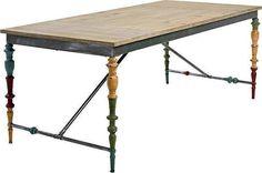 Τραπέζι Boho 180x80cm 3-50-626-0008