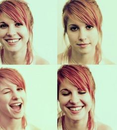 Hayley Williams.  What an amazing voice!  Love Paramore.