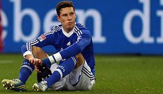 Glück für Julian Draxler: Der Schalke-Jungstar hat nur eine Kapselreizung im Knie