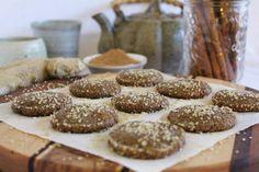 Raw Gingersnap Cookies. Recipe from http://www.onegreenplanet.org/vegan-food/recipe-raw-gingersnap-cookies/?utm_source=rssutm_medium=rssutm_campaign=recipe-raw-gingersnap-cookies.