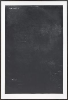 TaD 11 001-4_framed Black Painting, Do It Anyway, Are You Happy, Something To Do