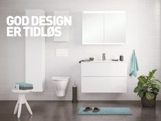 Porsgrund   Elegant Toilet, Bathtub, Vanity, Bathroom, Elegant, Design, Minimalism, Standing Bath, Dressing Tables