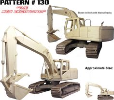 Wooden Toy Plans, Patterns, Models and Woodworking Projects from Toys and Joys