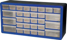 30 Drawer Parts Storage Cabinet | Princess Auto