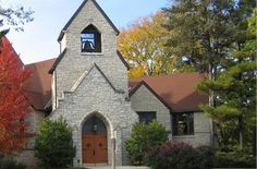Of course, The Village Presbyterian Church! Northbrook, IL where I attended as a child