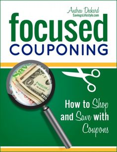 Couponing for Beginners - FREE online coupon course to learn how to have extreme savings without being an extreme couponer.