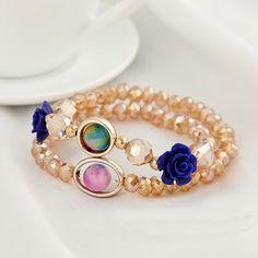 Kristall Armbänder