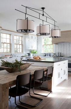 Кухня Освещение играет важную роль