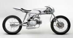 Moto AVA par Bandit9 - Journal du Design