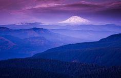 Fotografía Mt. Adams por Derek Kind en 500px