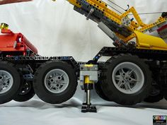 Lego by CRT Offroad Lifting Crane (55)