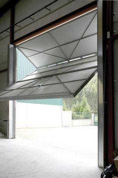 Outstanding suggestions to have a look at Glass Garage Door, Garage Door Design, Luxury Kitchen Design, Interior Design Living Room, Gate Design, House Design, Modern Garage Doors, Casa Loft, Shop Doors