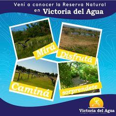 Senderismo en la Reserva Natural #VictoriaDelAgua