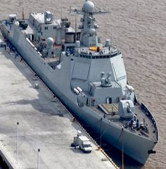 PLAN Type 052D Destroyer. Huge leap forward for China's navy.