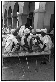 Henri Cartier-Bresson SUDAN. Port Sudan. 1947.