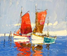 Erich Paulsen - Sailboat Duo