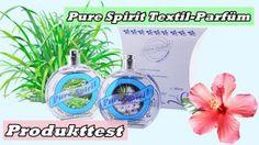 QVC WÄSCHEDUFT Pure Spirit,Das Textil Parfüm,Wir Testen die Düfte
