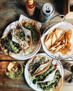 Taco Tuesday. Fatty Daddy Taco, Brooklyn, New York.