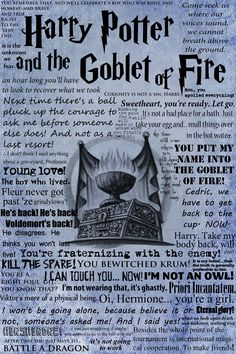 The Goblet of Fire.