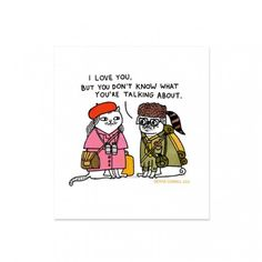 """Gemma Correll's work consists of informally drawn anecdotes, often balanced with a delightful sense of British satire. While best known for her graphic illustrations, her practice is remarkably diverse; appearing through drawings, comics, stationary, apparel, textiles, printmaking, sculpture, murals and exhibitions. She is also the writer and illustrator of several books including """"Pug's Guide to Etiquette""""(2012) and """"A Cat's Life"""" (2010)."""