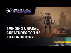 Bringing Unreal Creatures to the Film Industry - YouTube