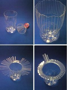 reciclar botellas Archives | Manualidades de hogar
