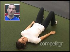 This week we demonstrate the supine bridge, an exercise aimed at strengthening the glutes. Performing this exercise regularly will help to i...