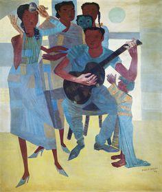 Cândido Portinari (1903-1962) foi um dospintores brasileirosmais famosos . Este grande artista nasceu na cidade de Brodowski (interior do estado de ...