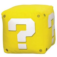 buy some and place around your house.  mario pillow makes coin sound when you hit it.  hit it a hundred times to get a 1-Up.
