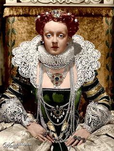 Bette Davis - Elizabeth & Essex