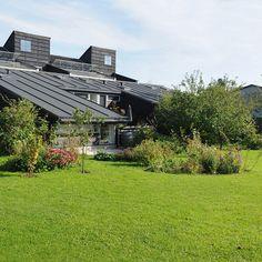 vandkunsten, architects: jystrup savværk cohousing community, jystrup, denmark 1982-1984 by seier+seier, via Flickr
